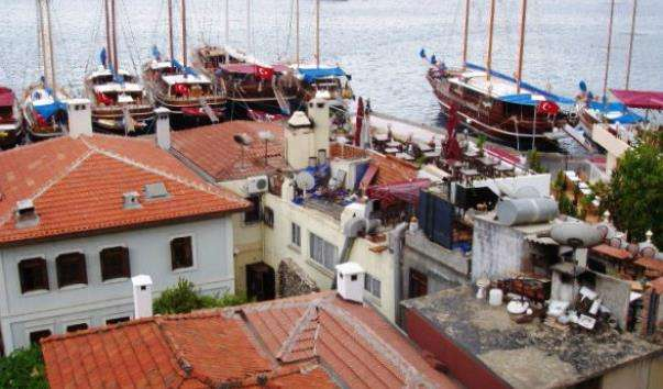 Пристань Мармарис