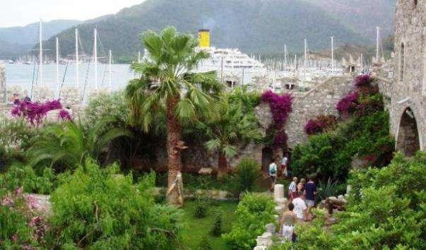 Стара фортеця Мармаріса