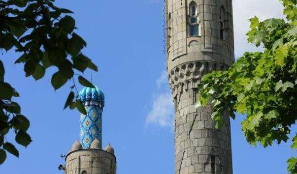 Соборна мечеть Санкт-Петербурга