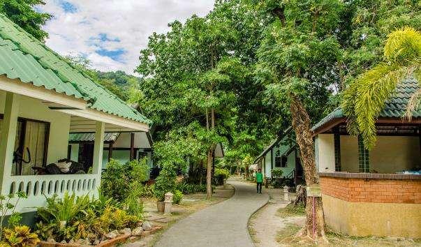 Острів Пхі Пхі Дон