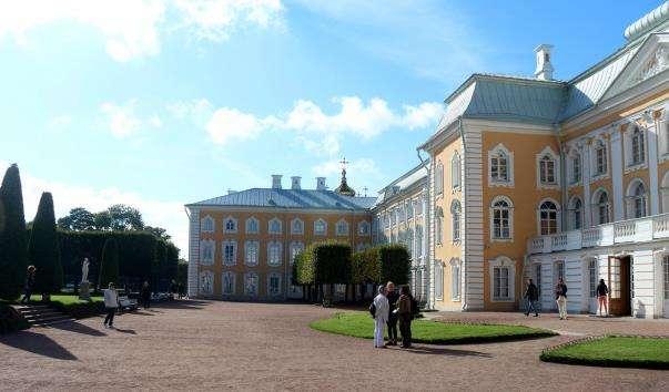 Верхній сад Петергофа