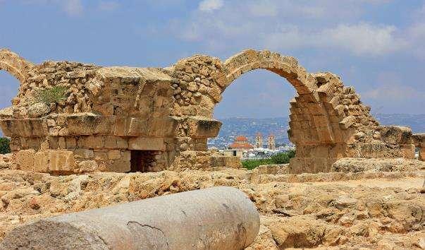 Археологічна зона Като Пафос