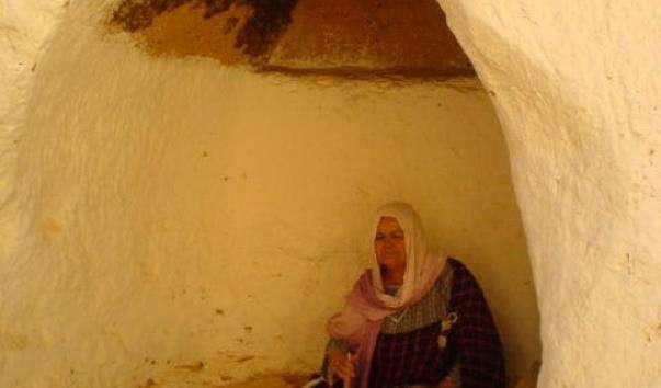 Печерне місто Матмата