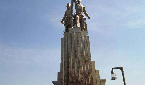Монумент Робочий і колгоспниця