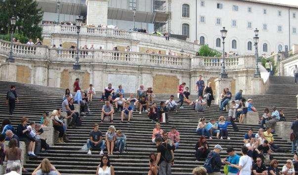 Іспанські сходи