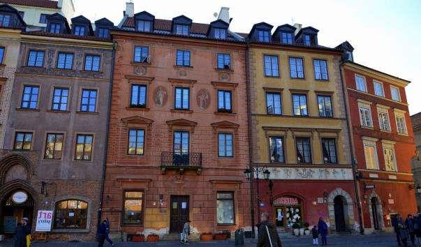 Ринкова площа у Варшаві