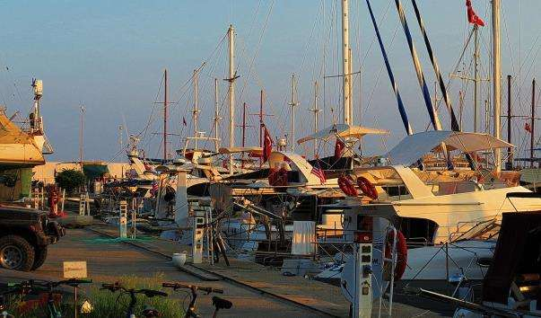 Гавань Kemer Turkiz Marina