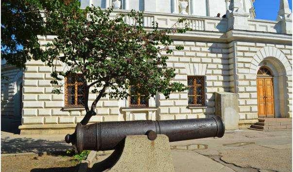 Панорама Оборони Севастополя