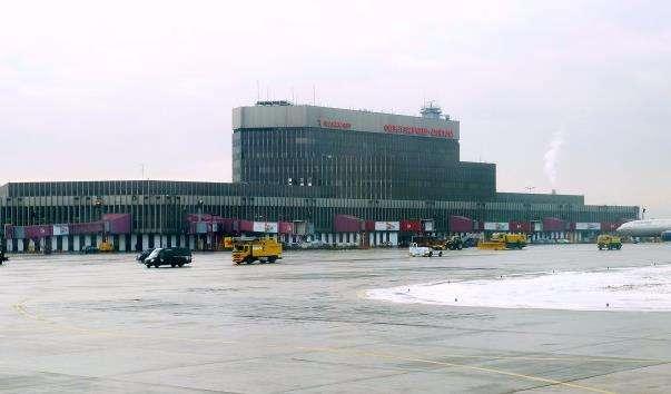 Аеропорт Шереметьєво F