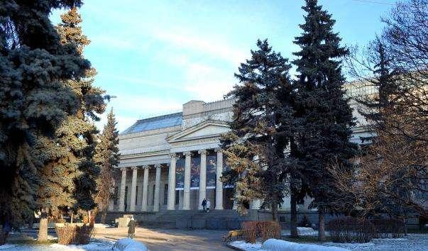 Музей образотворчих мистецтв імені А. С. Пушкіна