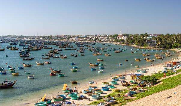 Рибальське село Муйне