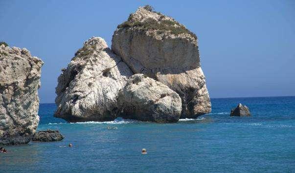 Скеля Афродіти