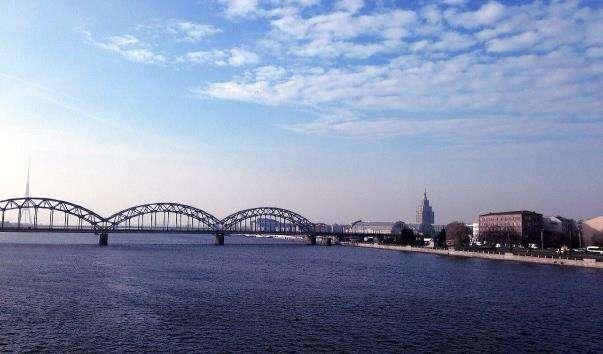 Річка Даугава