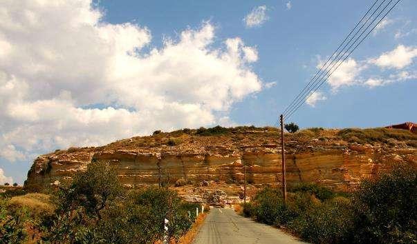 Стародавнє місто Куріон
