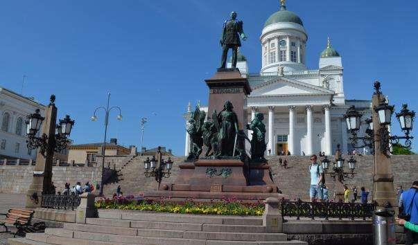 Памятник Олександру II