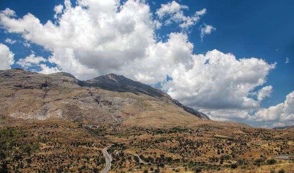 Білі гори Лефка Орі