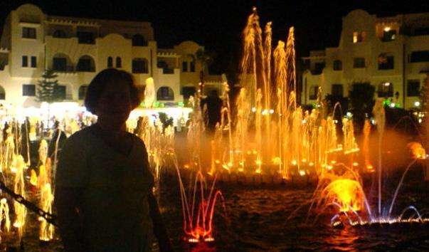 Танцюючі фонтани Ель Кантауї