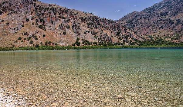 Озеро Курна