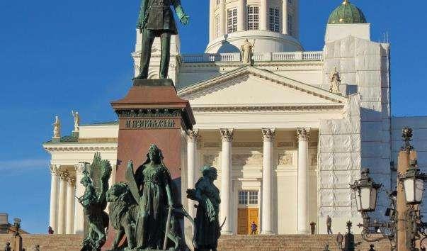 Сенатська площа Гельсінкі