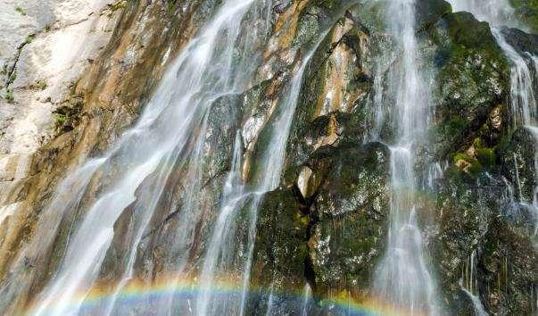 Гегский водоспад