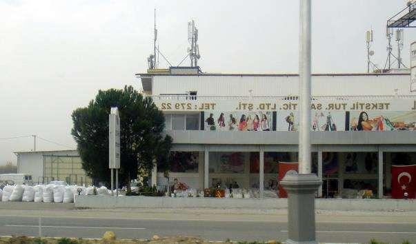 Текстильна фабрика Varol