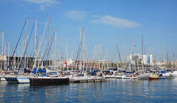 Порт Барселони