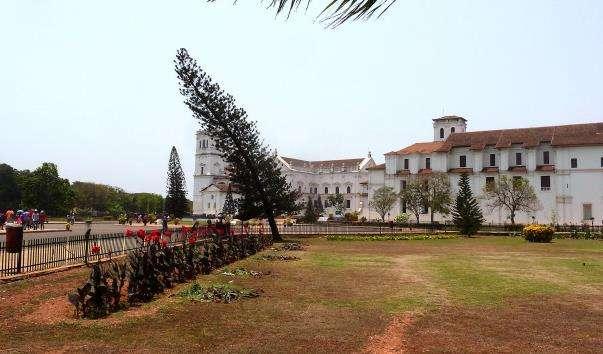 Історичний центр Старого Гоа