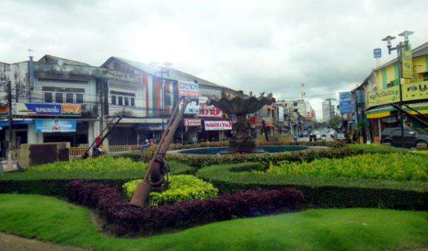 Старе місто Пхукета