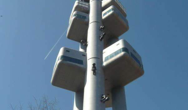 Жижковская телевізійна башта