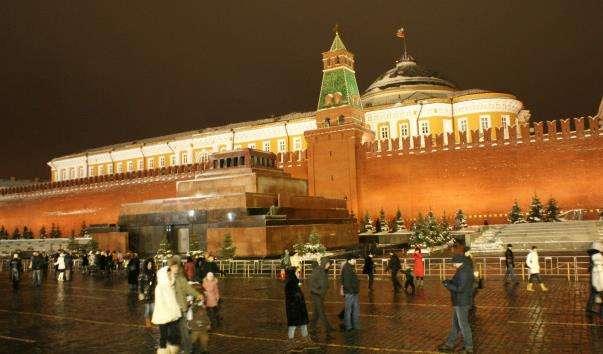 Мавзолей Леніна