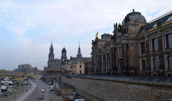 Дрезденська набережна «Балкон Європи»