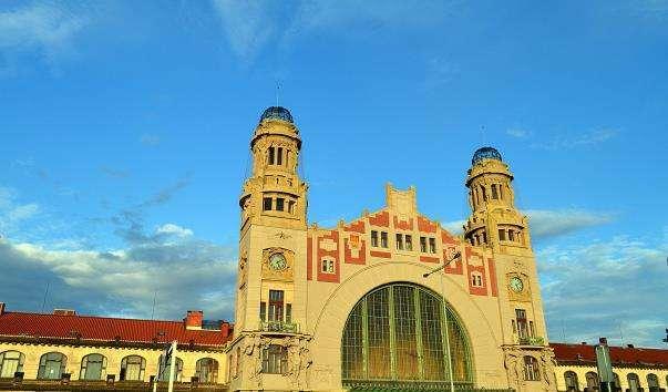 Головний залізничний вокзал Праги