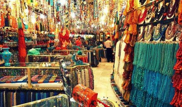 Центральний торговий центр Наама Бей