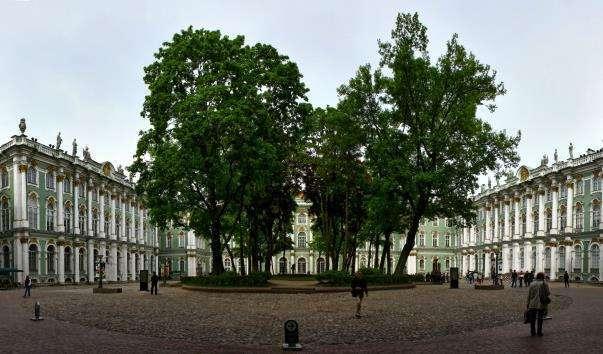 Двір Зимового палацу