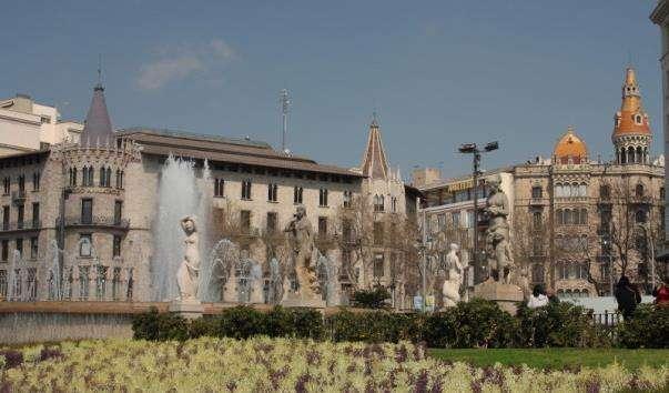 Площа Каталонії