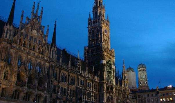 Мюнхенський Марієнплац
