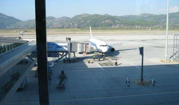 Аеропорт Даламан