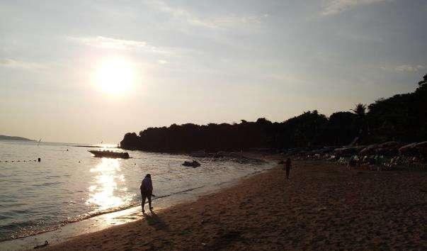 Пляж Козі-біч