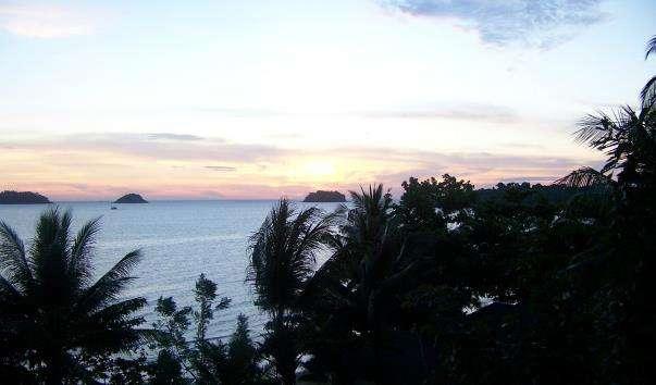 Острів Ко Сі Чанг