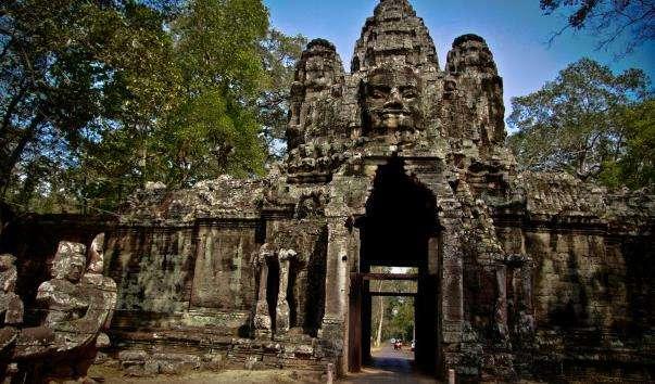 Південні ворота Ангкортхома