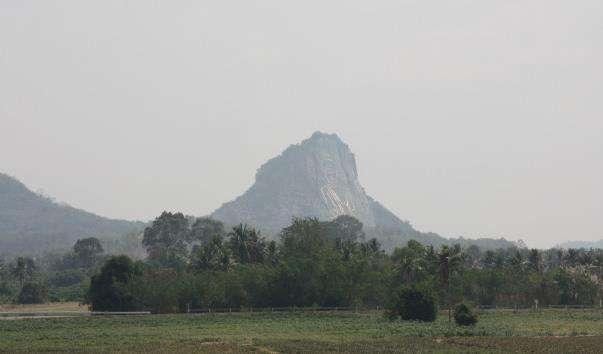 Скеля Будди