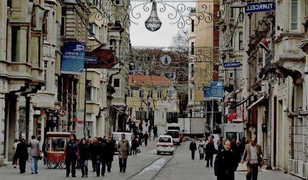 Вулиця Істікляль