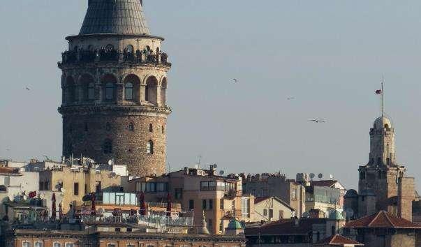 Галатская вежа
