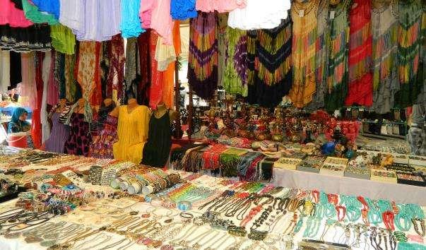 Ринок в Конакли