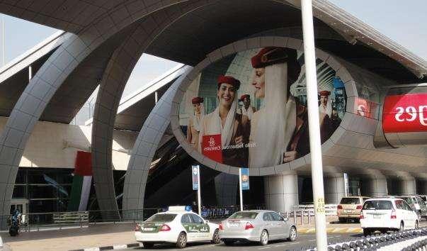 Аеропорт Дубая