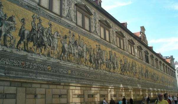Стіна «Хід королів»