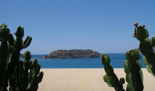Острів-фортеця Спіналонга
