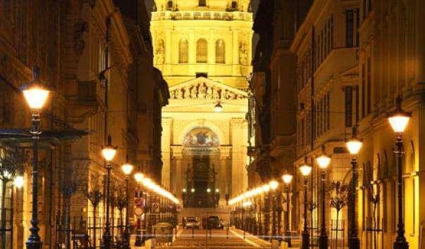 Базиліка святого Іштвана