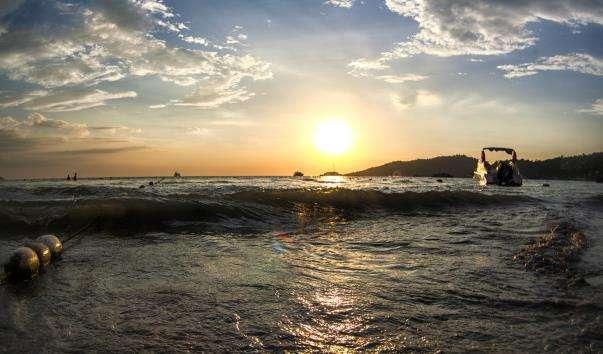 Пляж Патонг в Таїланді