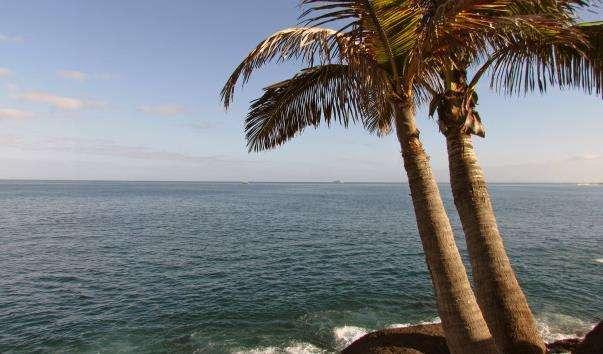 Пляж Плайя-де-лас-Амерікас